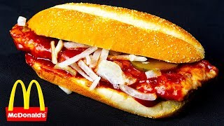 10 Things You Didn\'t Know About McDonald\'s McRib