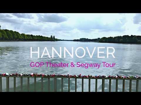 Hannover entdecken: GOP Theater & Segway Tour