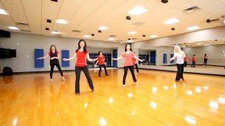 When You Walk In - Line Dance (Dance & Teach in English & 中文)