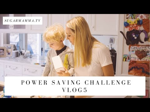 Power Saving Challenge VLOG 5 - The Results From My Energy Audit!
