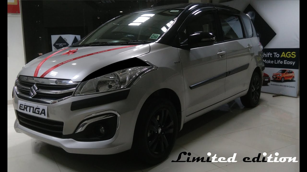 Modified Suzuki Ertiga By Vinay Kapoor Youtube