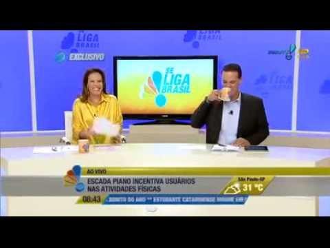 Se Liga Brasil Eu não ouvi o barulhinho- com Regina Volpato