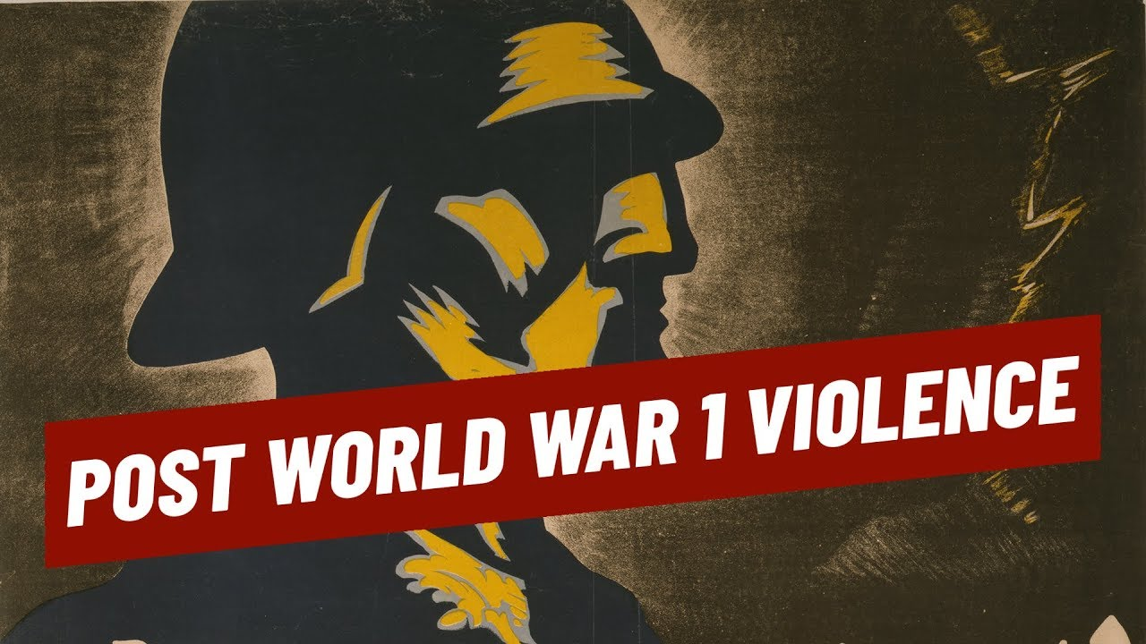 Beyond Education Wars >> Post Ww1 Violence Theory Paris Peace Conference I Beyond The Great