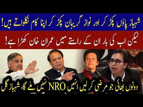 Shahbaz Gill sharply criticizes Nawaz Sharif and Shahbaz Sharif | 02 June 2021 | 92NewsHD thumbnail