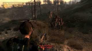Fallout 3 - Дротикомет или как легко убить Когтя смерти