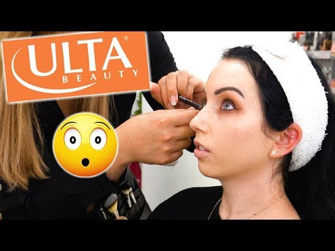 I GOT MY MAKEUP DONE AT ULTA....and it was shocking thumbnail