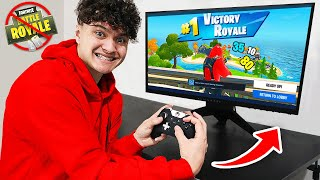 Gambar cover FAZE JARVIS PLAYS FORTNITE AGAIN...