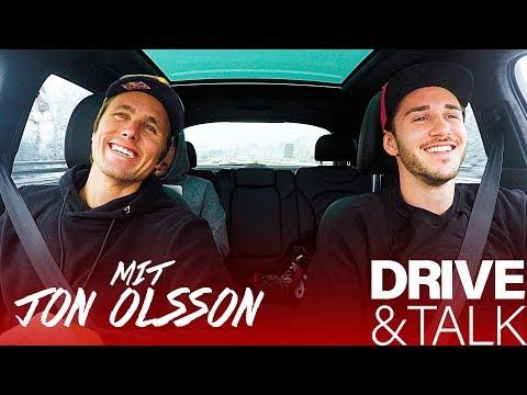 Jon Olsson über seinen RS6, YouTube & Motorsport!   Daniel Abt