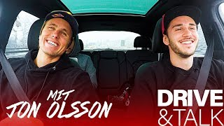 Jon Olsson über seinen RS6, YouTube & Motorsport! | Daniel Abt