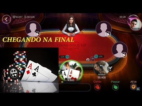 Poker Brasil HD - JOGANDO CAMPEONATO ONLINE