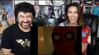 """SPIDER-MAN: HOMECOMING - First 4 Minutes """"Civil War Vlog"""" Movie Clip REACTION/ REVIEW!!!"""