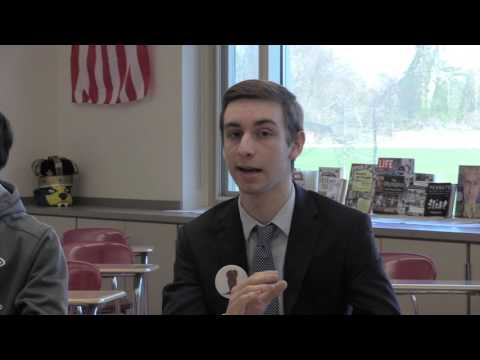 HHSTV Presidential Debate - Harriton Student Council   Experience, Policy, Effectiveness