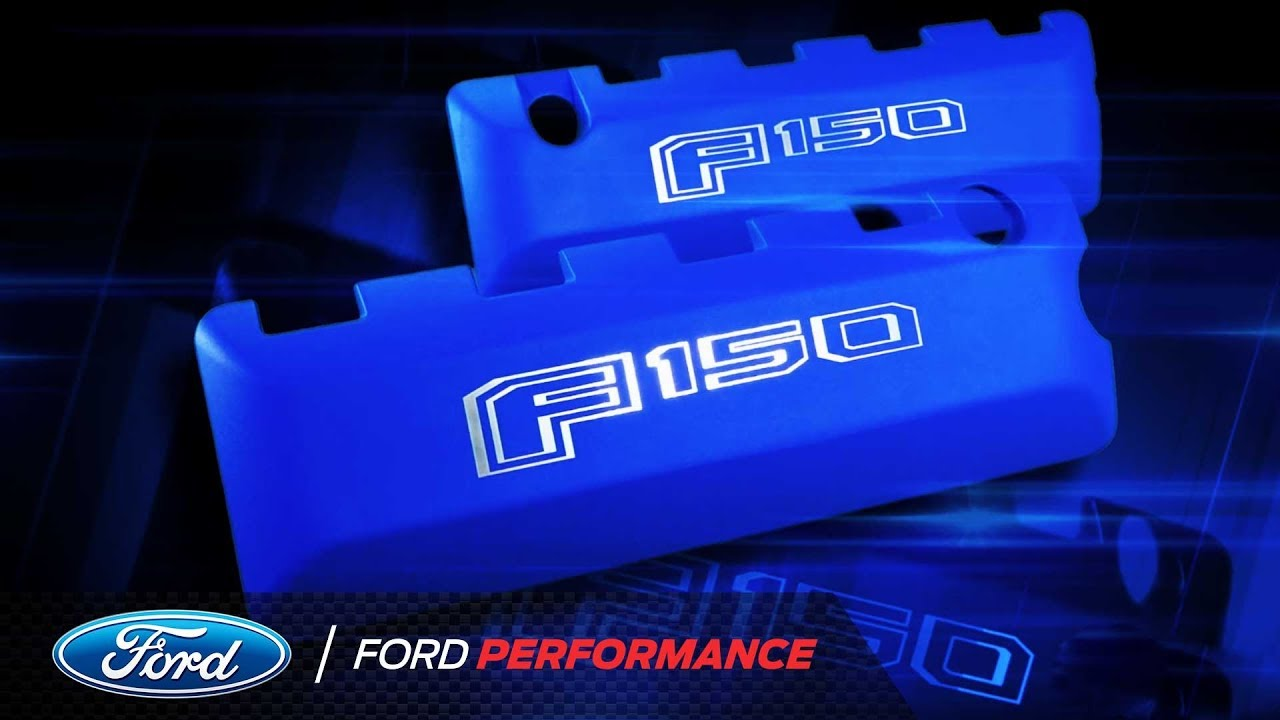 Ford Performance 2011-2017 F-150 5.0L Coyote Coil Covers | Ford Performance - YouTube