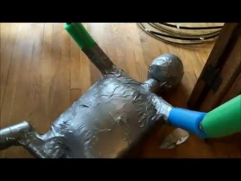DIY - How to Build a Grappling Dummy
