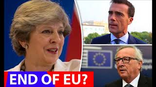 END OF THE EU? Italy taken by Brexit Britain