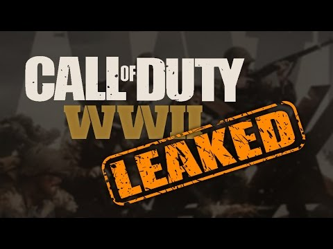 Call of Duty: World War II LEAKS - The Know Game News