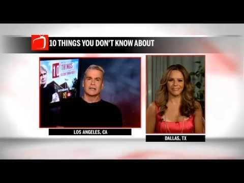 """Henry Rollins Talks About """"10 Things You Don't Know About"""""""
