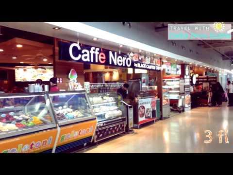 Аэропорт Бангкока. САМАЯ ПОДРОБНАЯ видео инструкция по Suvarnabhumi International Airport /субтитры