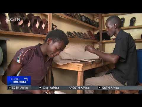 Ugandan accountant fills entrepreneur's shoes, creates employment