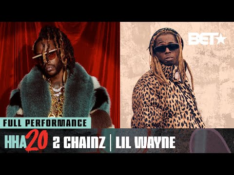 """2 Chainz & Lil Wayne Close The Show With Performance Of """"Money Maker"""" 