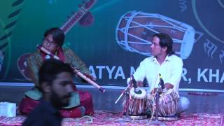 Flute Playing  by Kirtimaan Sharma Students of Jaipur Sangeet Mahavidyalaya