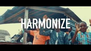 Смотреть клип Harmonize Ft Korede Bello - Shulala