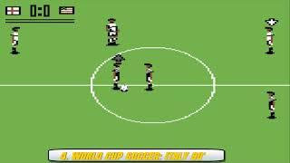 C64 - Top 10 Soccer Games