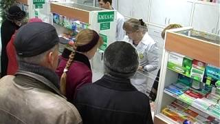 В Лисичанске открылась еще одна «Аптека доступных цен»(, 2013-11-01T07:09:56.000Z)