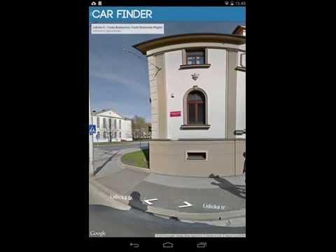 Car Finder - Car Parking Android Application