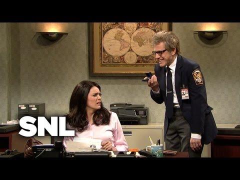 Secret Admirer Letter - SNL