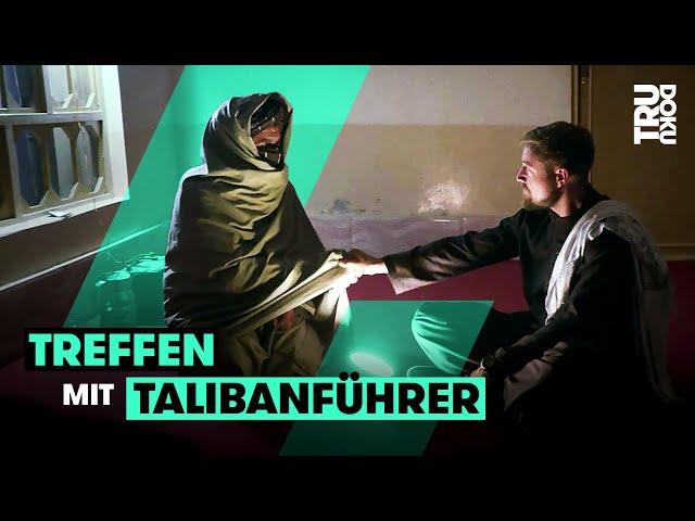 Schafft es dieser Ex-Soldat die Taliban zu treffen und Frieden anzubieten? | TRU Doku