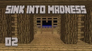 ►SO SKETCHY! | Sink Into Madness #2 | Modded Minecraft◄ | iJevin