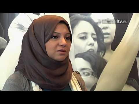 Sakharov Prize Winner 2011: Asmaa Mahfouz