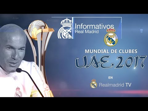 Real Madrid TV Noticias (11/12/2017) | Mundial de Clubes 2017