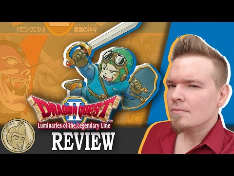 Get Dragon Warrior II (Dragon Quest II) Review! (NES) - The Game Collection Screenshots