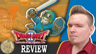 Dragon Warrior II (Dragon Quest II) Review! (NES) - The Game Collection