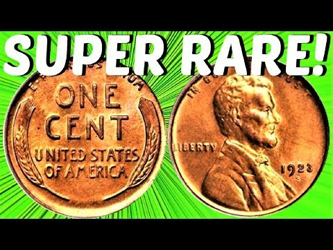 UNREAL...I FOUND A KEY DATE PENNY! COIN ROLL HUNTING PENNIES, KEY DATE COIN FOUND! | COIN QUEST