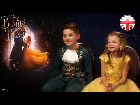 Thumbnail: BEAUTY AND THE BEAST | Mini Belle and the Beast | Official Disney UK