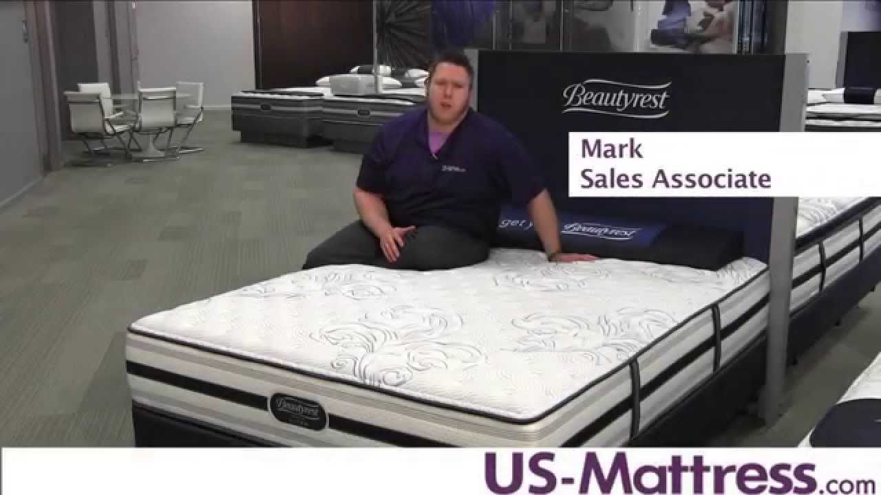 Simmons Beautyrest Recharge Ultra Melany Extra Firm Mattress