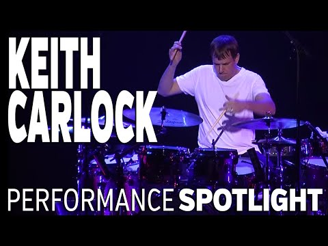 Keith Carlock: Montreal Drumfest 2012, DRUM SOLO!