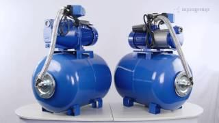 Обзор насосных станций компании Акварио Aquario(Основное предназначение насосной станции заключается в качественном водоснабжении дома и прилегающего..., 2016-03-29T04:50:35.000Z)