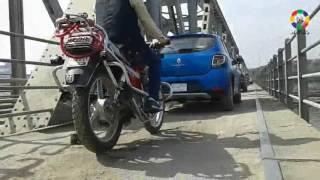 فيديو وصور| مخاوف من تردي حالة «كوبري الشرق» في نجع حمادي | النجعاوية