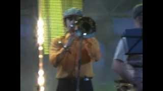 DR. RING DING / THE BARTENDERS - Piping Hot - Ostróda Reggae Festival 2012 (4/10)