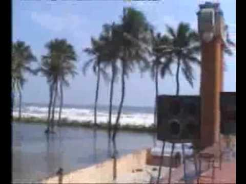 Clip Of Tsunami Channai Vision 2004