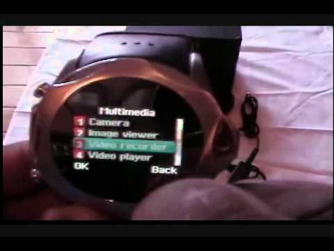 S730 WATCH PHONE.wmv