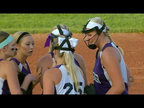 (1A) 2015 IGHSAU Iowa Farm Bureau Girls State Softball Championship