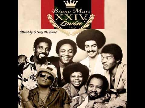 Bruno Mars x The Fatback Band -
