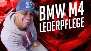 JP Performance - BMW M4 | Lederpflege