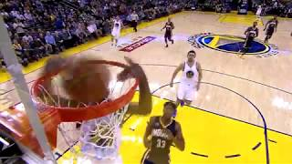 2016-17 Dubs Top Moments: Assist of the Year vs. Indiana
