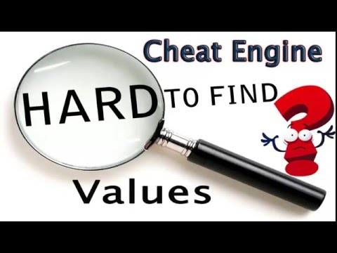 Cheat Engine: Hard To Find Values | Game Hacking